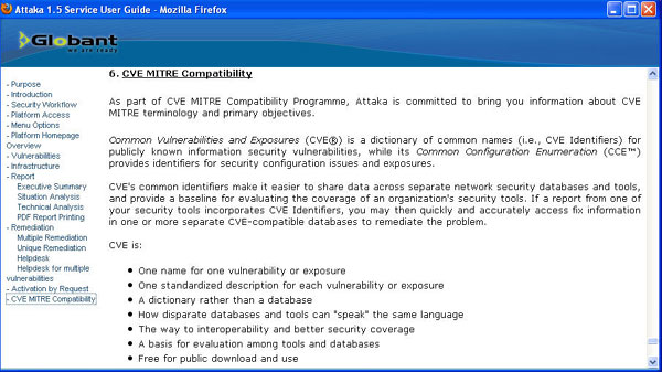 CVE and Compatibility Documentation