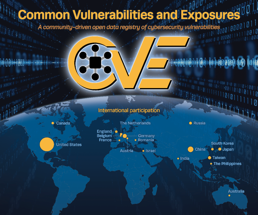 CVE Booth #615 at Black Hat Europe 2019