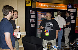 Photo from Black Hat Briefings 2009