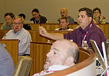 Photo from Security Automation Developer Days 2009